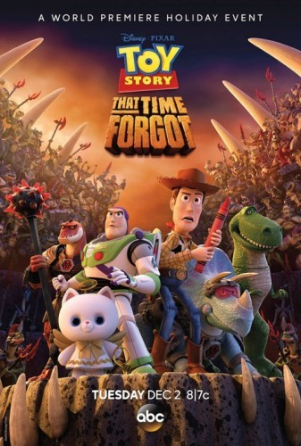 Toy Story That Time Forgot DVD - 10225223