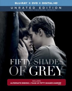 Fifty Shades of Grey Blu-Ray - BDU 72412