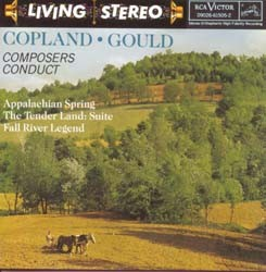 Aaron Copland - Appalachian Spring/Tender Land CD - 09026615052