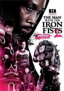 The Man with the Iron Fists 2 DVD - 74257 DVDU