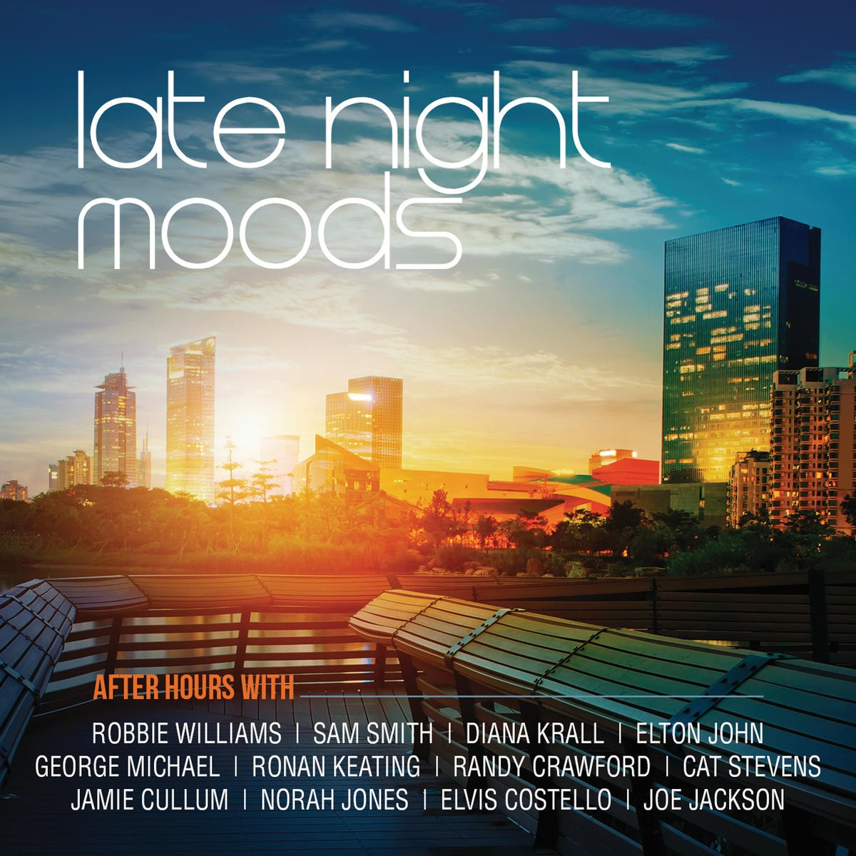 Late Night Moods Cd Echo S Record Bar Online Store