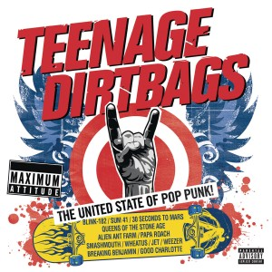 Teenage Dirtbags CD - DARCD 3151