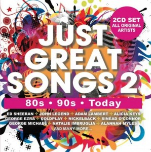 Just Great Songs 2 CD - CDESP 441