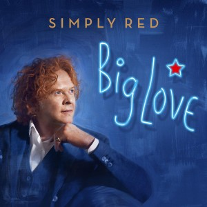 Simply Red - Big Love CD - CDESP 437