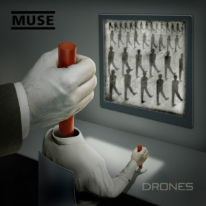 Muse - Drones (Limited Deluxe Edition) CD+DVD - 2564612123