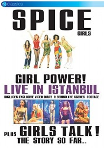 Spice Girls - Girl Power! Live in Istanbul DVD - DVERE069