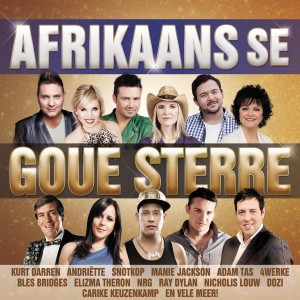 Afrikaans Se Goue Sterre CD - CDSEL0099