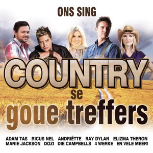 Ons Sing Country se Goue Treffers CD - CDSEL0100