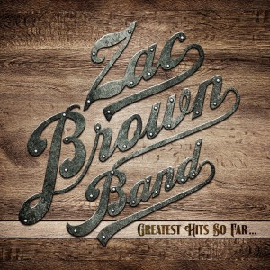 Zac Brown Band - The Greatest Hits So Far CD - ATCD 10401