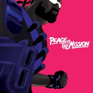 Major Lazer - Peace Is The Mission CD - WBCD 2345