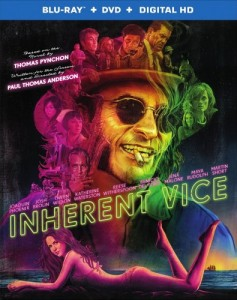 Inherent Vice Blu-Ray - Y33680 BDW