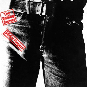 The Rolling Stones - Sticky Fingers VINYL - 06025 3764821