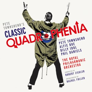 Pete Townshend , Alfie Boe , Billy Idol & The Royal Philharmonic Orchestra - Pete Townshend's Classic Quadrophenia VINYL - 00289 4794529