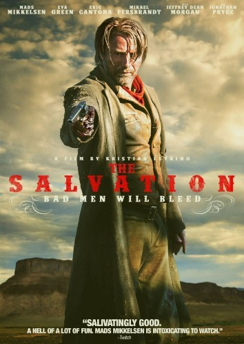 The Salvation DVD - 73089 DVDU