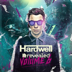 Hardwell - Presents Revealed Vol. 6 CD - CDJUST 757