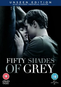 Fifty Shades of Grey (Deluxe Edition) DVD - 72412DP DVDU