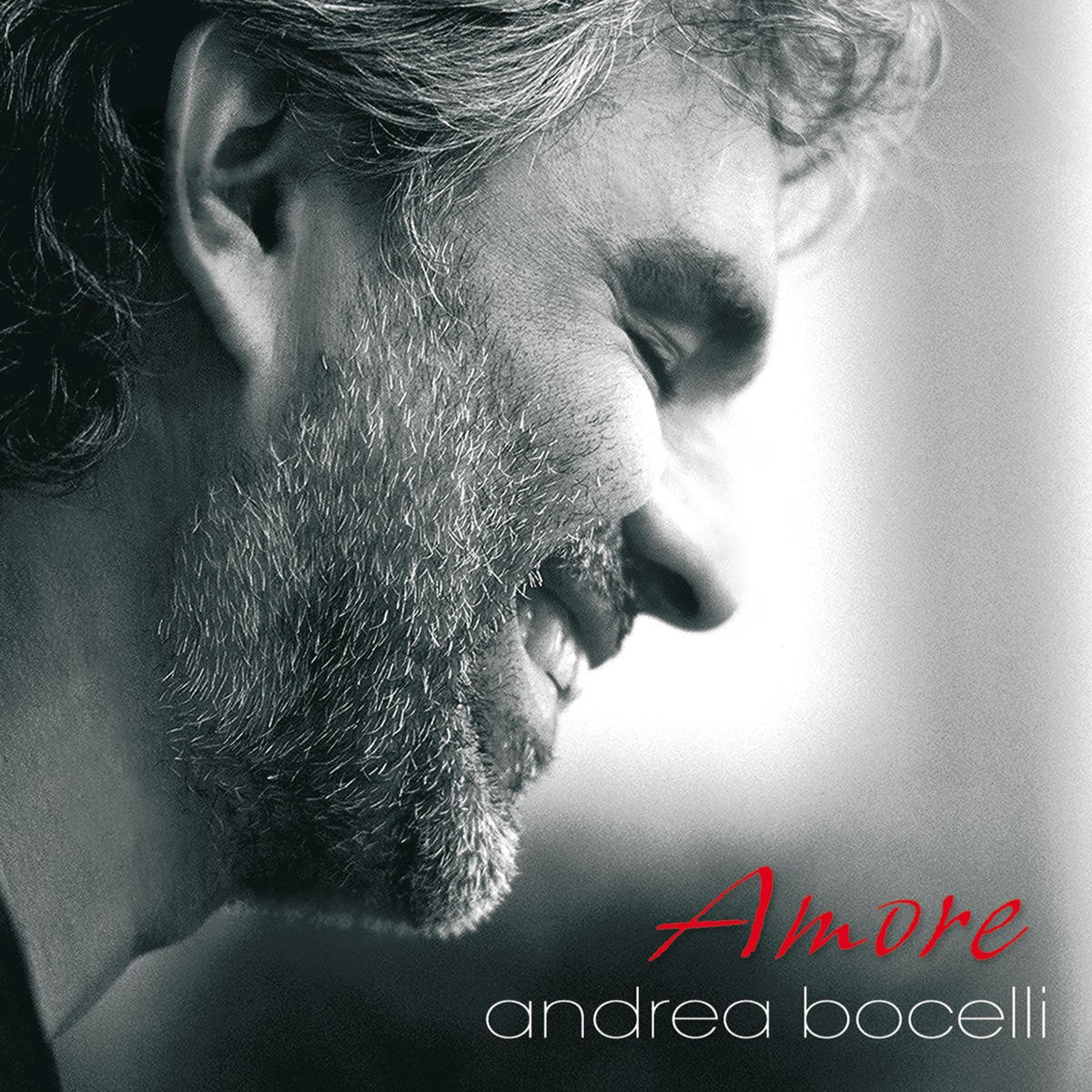 Andrea Bocelli - Amore (Remastered) CD - 06025 4730810