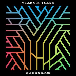 Years & Years - Communion CD - 06025 4728041