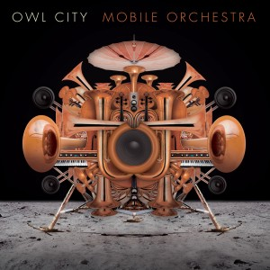 Owl City - Mobile Orchestra CD - 06025 4734750