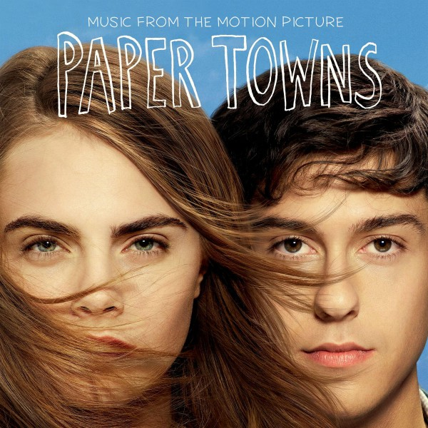 Paper Towns (Music From the Motion Picture) CD - ATCD 10403