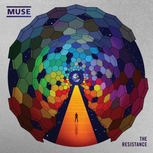 Muse - The Resistance VINYL - 2564686547