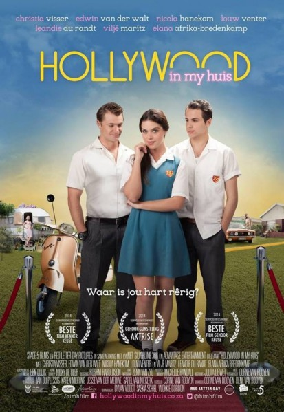 Hollywood in my Huis DVD - IFDVD 012