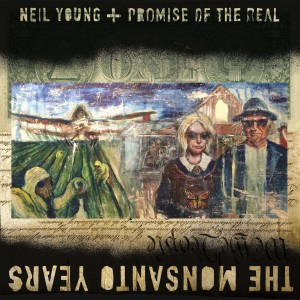Neil Young - The Monsanto Years CD+DVD - 9362492599