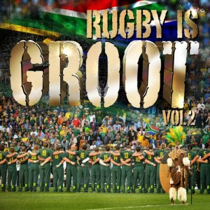 Rugby Is Groot Vol.2 CD - CDJUKE 108
