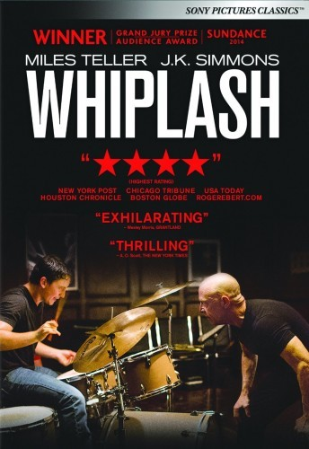 Whiplash DVD - 10225526