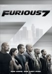 The Fast And The Furious: Furious 7 DVD - 71944 DVDU