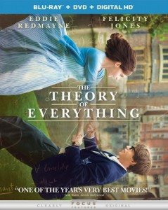The Theory of Everything Blu-Ray - BDU 72198