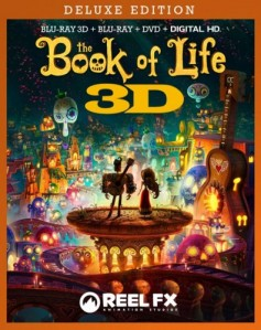The Book of Life 3D Blu-Ray - 3D BDF 58088