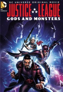 Justice League: Gods and Monsters DVD - Y33789 DVDW