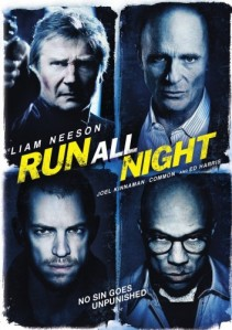 Run All Night DVD - Y33783 DVDW