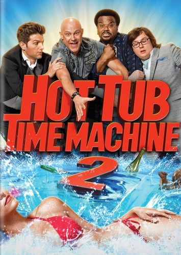 Hot Tub Time Machine 2 DVD - EN138988 DVDP