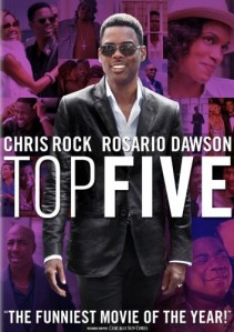 Top Five DVD - EL140527 DVDP