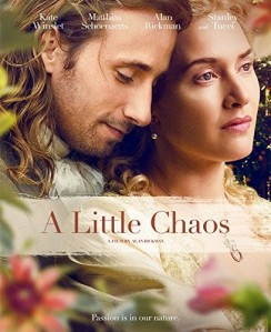 A Little Chaos DVD - 04120 DVDI