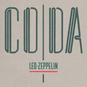 Led Zeppelin - Coda (Remastered) CD - 8122795585