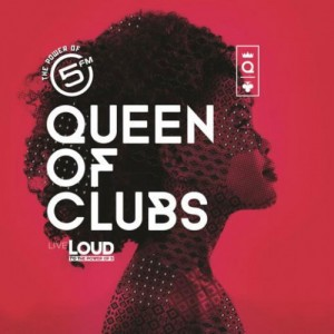 5FM Presents Queen Of Clubs CD - CDBSP3336