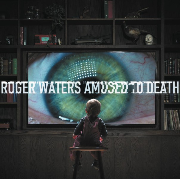 Roger Waters - Amused To Death (Picture Disc) VINYL - 88875065801