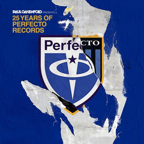 Paul Oakenfold - 25 Years of Perfecto Records CD - PRFCD008