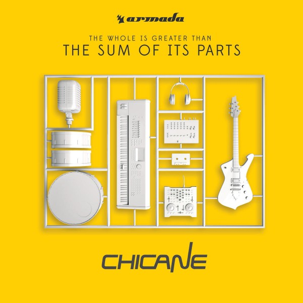 Chicane - The Sum Of Its Parts CD - ARMA399