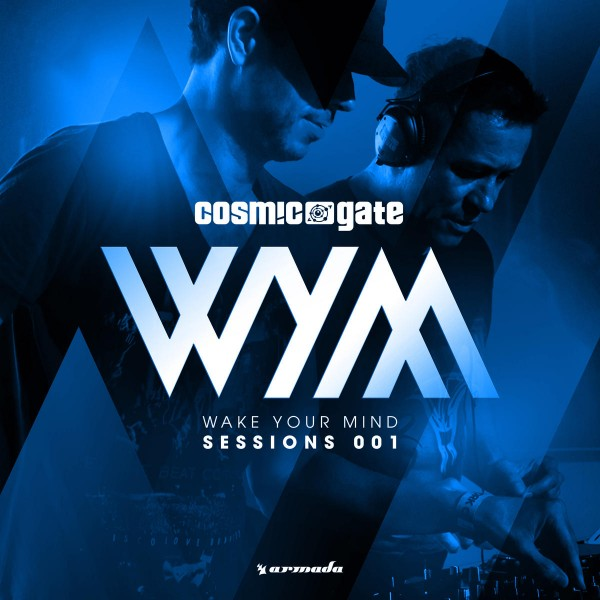 Cosmic Gate - Wake Your Mind Sessions 001 CD - ARMA402