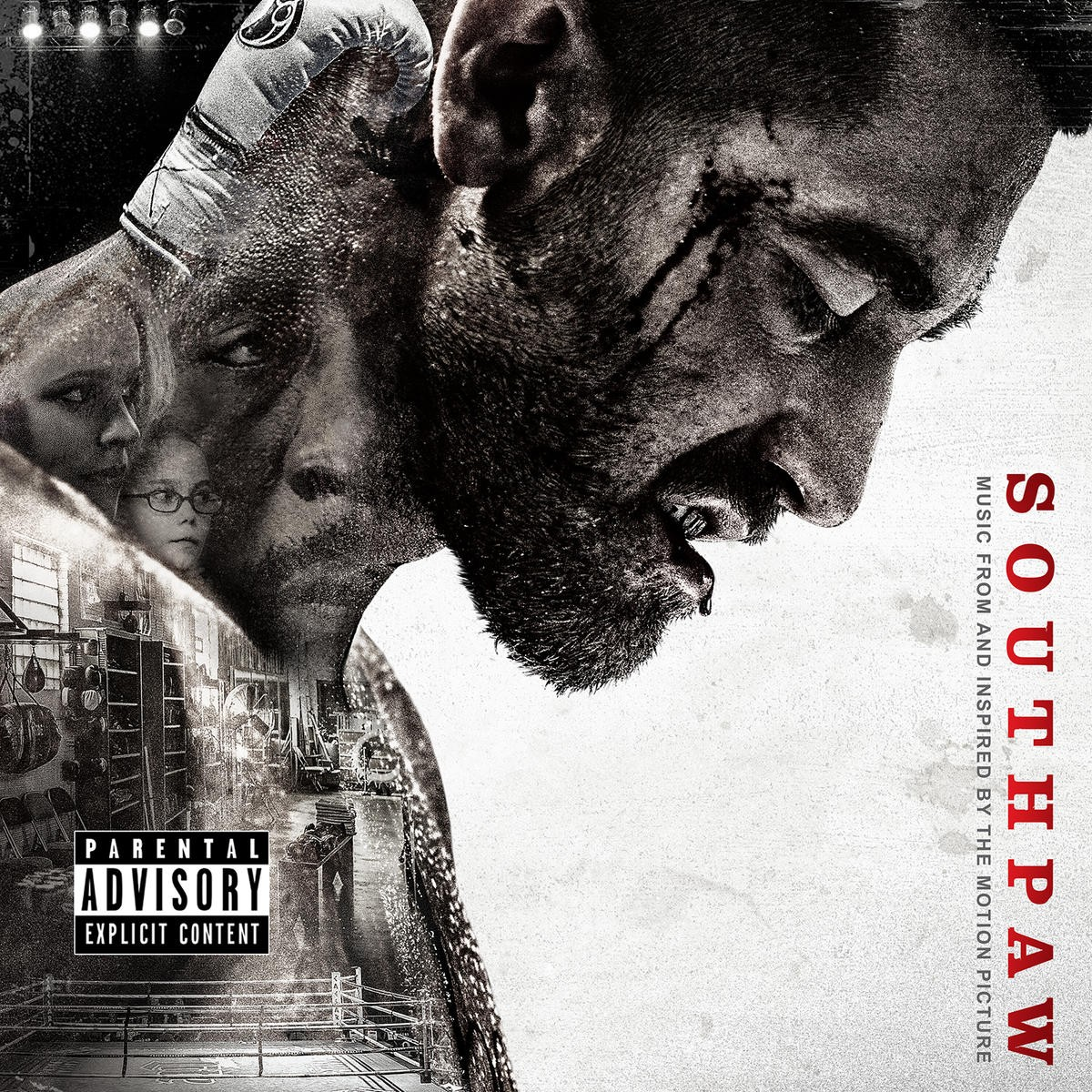 Southpaw (Music from and Inspired By the Motion Picture) CD - 06025 4742430