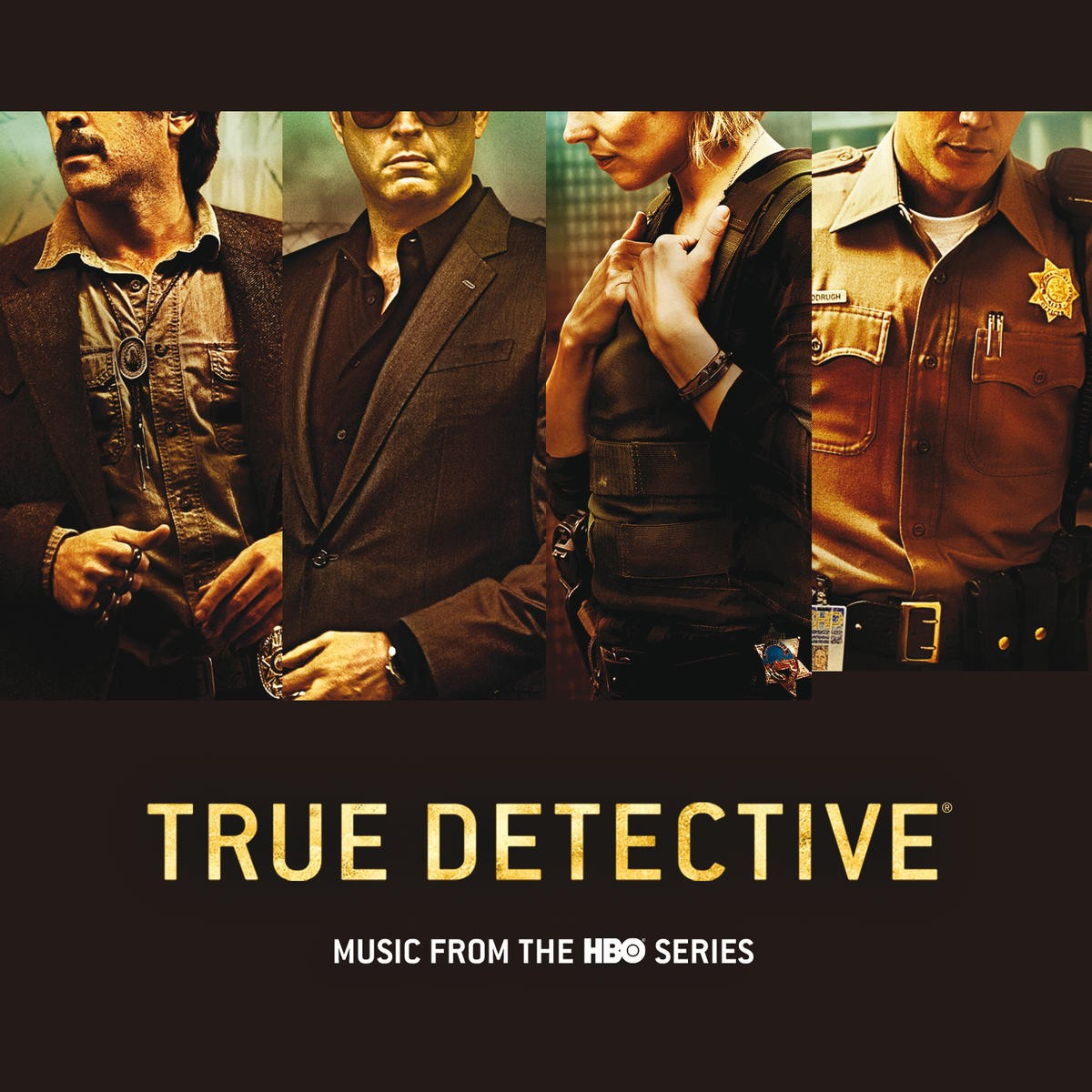 True Detective (Music From the HBO Series) CD - 06025 4743288