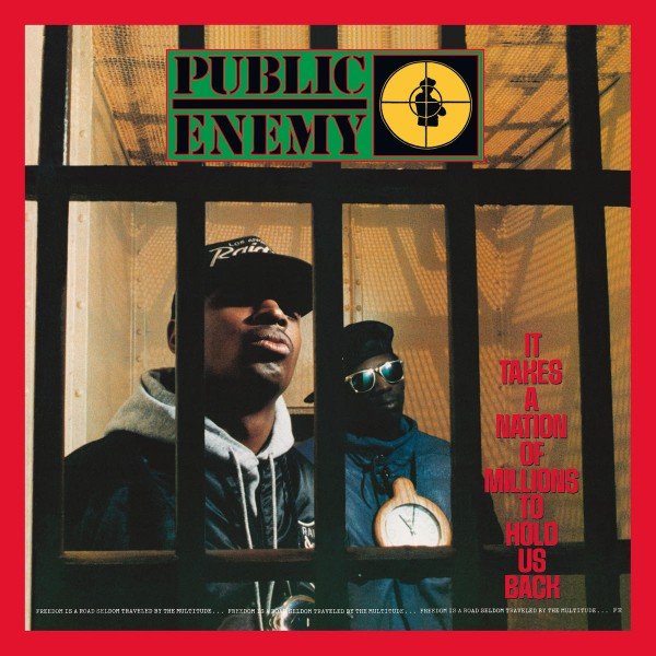 Public Enemy - It Takes A Nation Of Millions To Hold Us Back VINYL - 06007 5346821