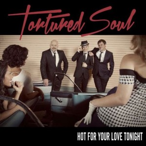 Tortured Soul - Hot For Your Love Tonight CD - SLCD 357