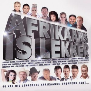 Afrikaans Is Lekker CD - JVLCD 002