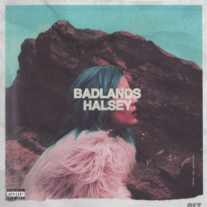 Halsey - BADLANDS (Deluxe) CD - 06025 4736035