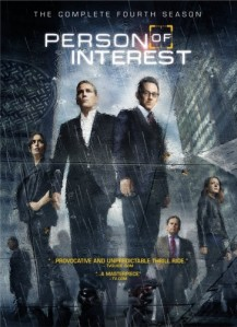 Person of Interest: Season 4 DVD - Y33837 DVDW
